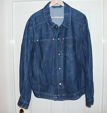 LEVIS RETRO STYLE ENGINEERED DENIM TRUCKER 70511 04 UNWORN , Size XL