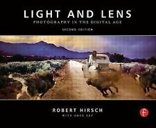 Light and Lens: Photography in the Digital Age, Hirsch, Robert, Good Book