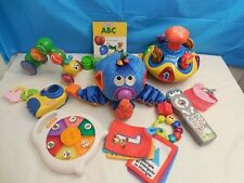 NICE LOT OF EUC BABY TOYS EDUCATIONAL DEVELOPMENTAL TOYS VTECH LITTLE TIKES