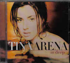 Tina Arena-Indeep cd album