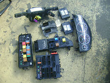 2006 VAUXHALL VECTRA C 2.2 DIRECT Z22YH ENGINE MANAGEMENT ECU KIT 55558714