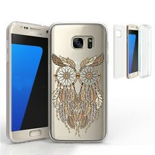 Beyond Cell Tri Max For Samsung Galaxy S7 Brown Owl Dream Catcher