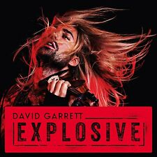 ✭ David Garrett - Explosive | CD | NEUES ALBUM | 2015 ✭