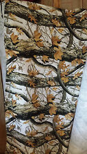 """Gods Country Avalanche Winter White Camo 60"""" SOFT Light Weight CAMOUFLAGE FABRIC"""