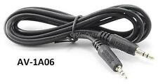 6ft 2.5mm Stereo Male to 3.5mm Stereo Male Audio Cable