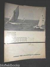 Vintage Boy Scout Association Magazine - The Scouter, October 1967, Baden Powell