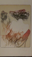 "ORIGINAL PENCIL SIGNED&NUMBERED BY GUILLERMO LITHOGRAPHY""A SALAMANDRA""CIRCA 1980"