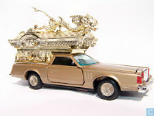 Diapet 1979 Lincoln Continental Hearse Funeral Yonezawa 1/43 Corbillard Japan