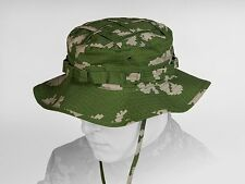 Russian Military Boonie Hat Panama Summer Camouflage Dubok White