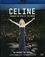 Celine: Through the Eyes of the World (2010, Blu-ray NEUF)