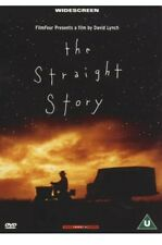 THE STRAIGHT STORY DVD DAVID LYNCH DRAMA