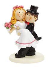 Brautpaar Tortendeko Tortenaufsatz Tortenfigur Figur 7