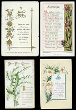 lotto santini-holy cards lot-lot images pieuses-konvolut heiligenbildichen 2528