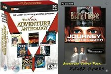 syberia 2&agon&black buccaner&riddle sphinx&omega stone&paradise&physicus +3more