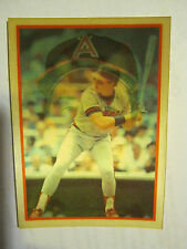 1986 Sportflix #26 Wally Joyner Magic Motion Baseball Card (GS2-b16)