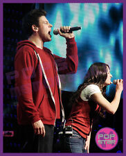 Cory Monteith Glee LIVE Tour 8x10 Photo Concert Picture Finn Hudson Lea Michele