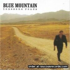 BLUE MOUNTAIN Lonesome Roads CD - New - Bluegrass Rockabilly Americana