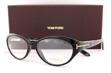 New Tom Ford Eyeglasses Frames 5244 001 black for women