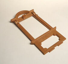 Playmobil Victorian Dollhouse Brown Trim Outside Window Frame 5300 5305 7411