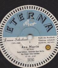 Sonja Schöner + Felix Schröder am Flügel singt Franz Schubert : Ave Maria