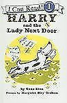 Harry and the Lady Next Door by Gene Zion (2004, Hardcover)