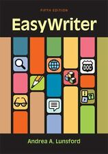 EasyWriter by Andrea A. Lunsford (2013, Spiral)