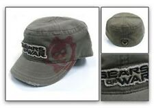 Gears Of War Embroidered Printed Fitted Cadet Hat NEW GS-035
