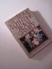 At Home With The Royal Family Hardcover! 1987 1st-Print!  (Princess Diana)