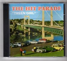 (GB102) The Hit Parade, Treen Girl - 2014 DJ CD