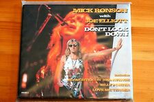 Rare Mick Ronson Joe Elliot Dont Look Down CD MINT Sony 4 Track Digipack
