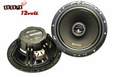 "MB QUART RKM116 6.5"" CAR AUDIO 2-WAY COAXIAL SPEAKERS"