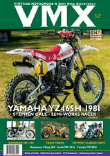 VMX Vintage MX & Dirt Bike AHRMA Magazine -NEW ISSUE #68