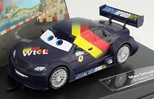 Carrera Disney Pixar CARS 2 Max Schnell Slot Car 1/32 27404 Evolution