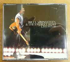 Bruce Springsteen - Live 1975-85 Live Recording 1986 3 cd album box set e street