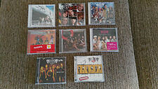 RBD REBELDE LOT LOTE 8 CD + DVD - REBELS + NUESTRO AMOR + RBD + CELESTIAL UNICO