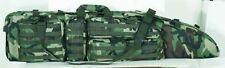 "Voodoo Tactical Ultimate Drag Bag Scoped Rifle 53"" Woodland Camo 15-798105000"