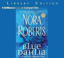 Blue Dahlia (In the Garden Series) by Roberts, Nora