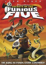 Secrets of the Furious Five (DVD, 2009 Widescreen)