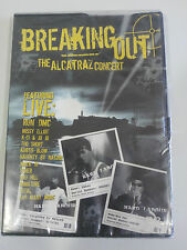 BREAKING OUT THE ALCATRAZ CONCERT DVD USHER RUN DMC  DRU HILL NEW SEALED