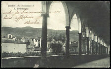 cartolina BOBBIO ex monastero di s.colombano