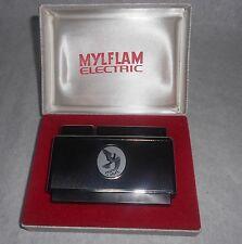 MYLFLAM electric type ET65 Briquet éléctrique vintage Comme neuf