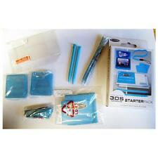 Nintendo DSi & 3DS Starter Pack Competition Pro Accessory Kit - Blue NEW
