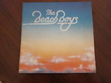 BEACH BOYS Concert program 1977 Brian Wilson