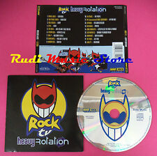 CD ROCK TV Heavy Rotation Compilation LINEA 77 RAMMSTEIN  no mc dvd vhs(C37)
