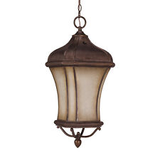 "5-3806-ES-40 Savoy House Lighting Large 27"" Tall Outdoor Hanging Lantern"