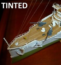 1/350 Varyag TINTED Deck for Zvezda by Scaledecks.com