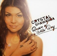Dawn Of A New Day - Crystal Shawanda (2008, CD NIEUW)