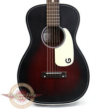 Gretsch G9500 Jim Dandy Brown Sunburst Flat Top Parlor Acoustic Demo Model