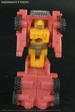 TAKEDOWN Transformers G1 Micromasters Construction Patrol Micromaster 1990