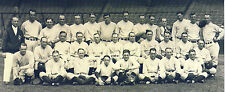 1921 NEW YORK YANKEES TEAM PICTURE BABE RUTH TOP ROW